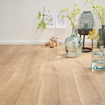 Laminaat en houten vloeren leggen